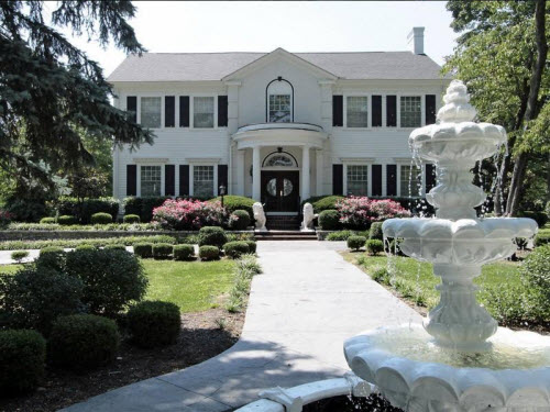 $4.9 Million Historic Mansion in Lexington Kentucky