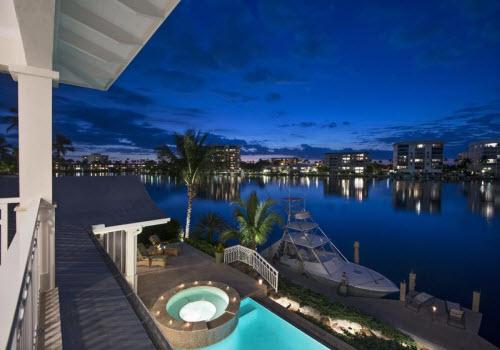 $4.9 Million Waterfront Estate in Naples Florida 2