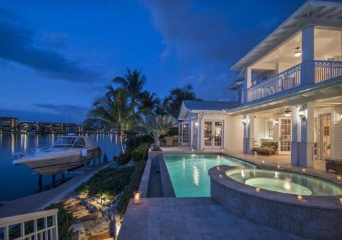 $4.9 Million Waterfront Estate in Naples Florida 3