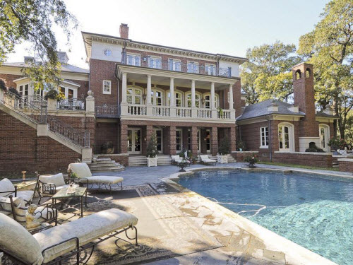 $7.9 Million Luxury Estate in Arlington Texas 9