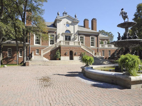 $7.9 Million Luxury Estate in Arlington Texas