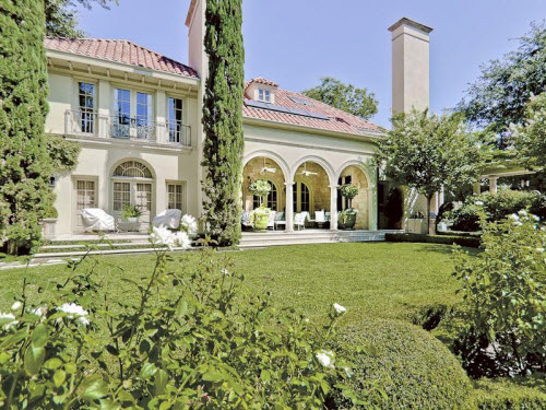 $8 Million Classic Mansion in Dallas Texas 7