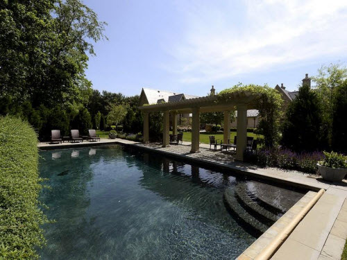 $8.7 Million Stone Manor in Great Falls Virginia 13