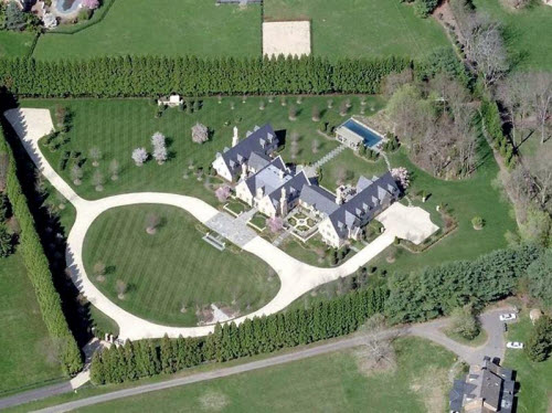 $8.7 Million Stone Manor in Great Falls Virginia 14