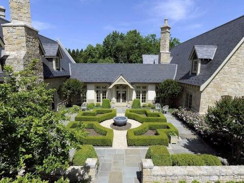 $8.7 Million Stone Manor in Great Falls Virginia 2
