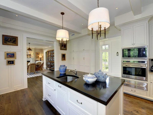 $8.7 Million Stone Manor in Great Falls Virginia 8