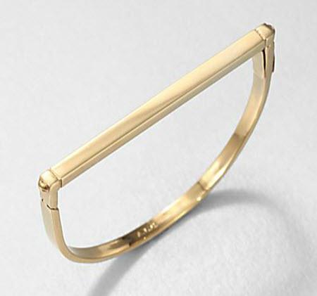 A.L.C. Alex Handcuff Bracelet