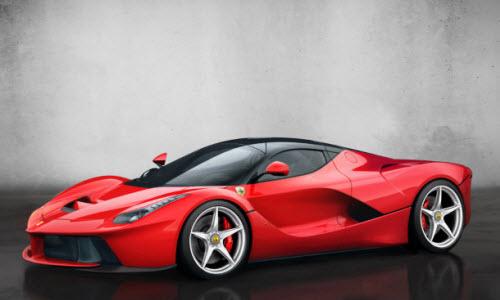 Ferrari-LeFerrari-Profile