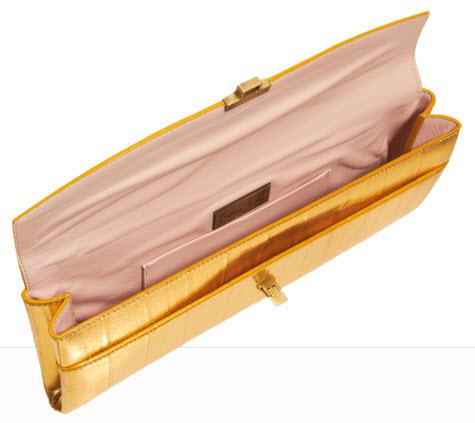 L'Wren Scott Eelskin Long Lady Pochette 2