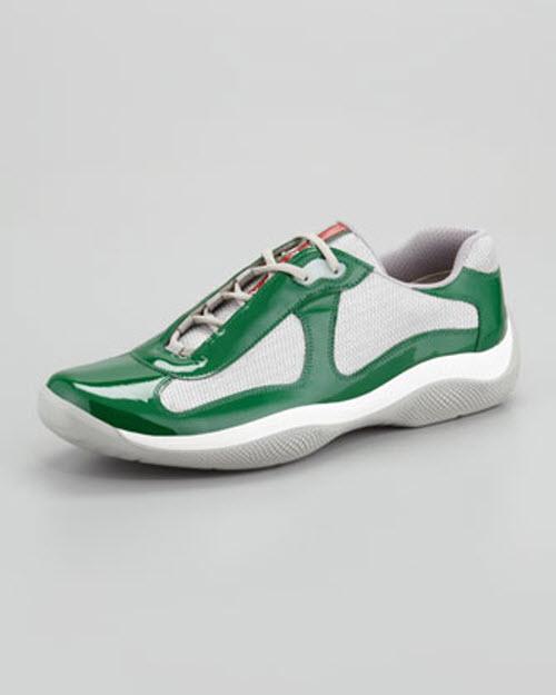 Prada America's Cup Sneaker