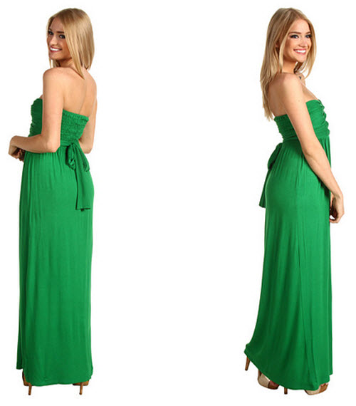 Type Z Liliana Maxi Dress 2