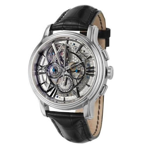 Zenith Academy Tourbillion Quantieme Perpetuel Men's Watch