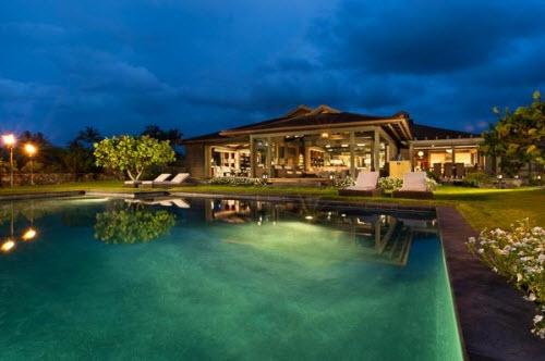 $10 Million Modern Estate in Kukio Hawaii