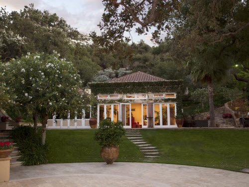 $13.9 Million Italianate Villa in Hidden Valley California 11