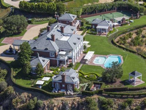 $14.9 Million Timeless Estate in Thousand Oaks California 15