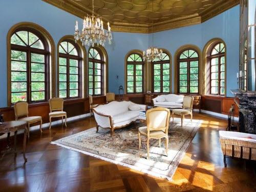 $15.8 Million Villa Lauriston in Portola Valley California 10