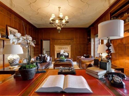 $15.8 Million Villa Lauriston in Portola Valley California 11