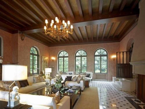$15.8 Million Villa Lauriston in Portola Valley California 12