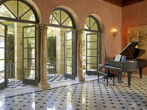 $15.8 Million Villa Lauriston in Portola Valley California 14