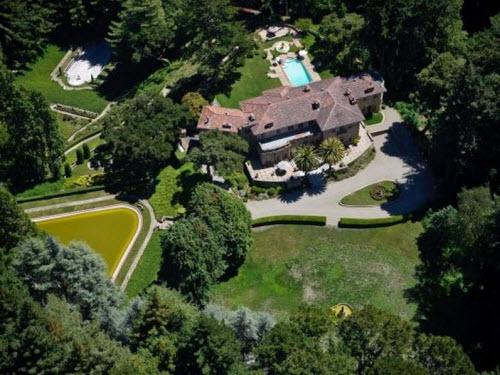 $15.8 Million Villa Lauriston in Portola Valley California 3