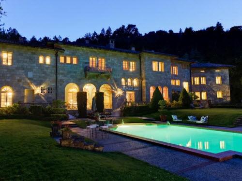 $15.8 Million Villa Lauriston in Portola Valley California 6