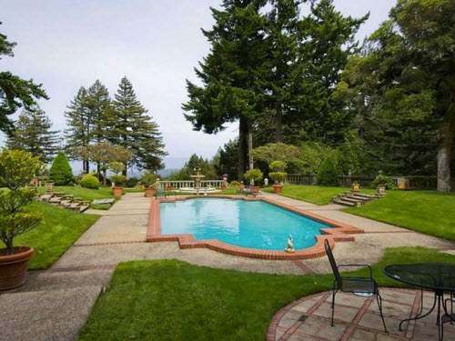 $15.8 Million Villa Lauriston in Portola Valley California 7