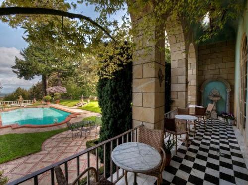 $15.8 Million Villa Lauriston in Portola Valley California 8