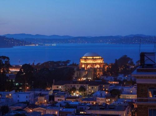 $16.5 Million European-Inspired Estate in San Francisco California 10