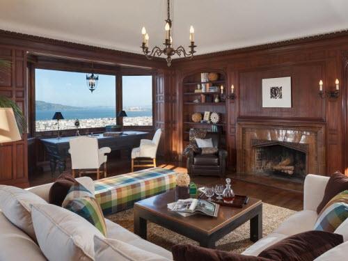 $16.5 Million European-Inspired Estate in San Francisco California 4