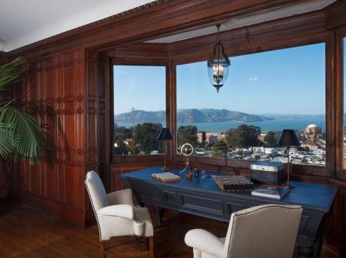 $16.5 Million European-Inspired Estate in San Francisco California 5