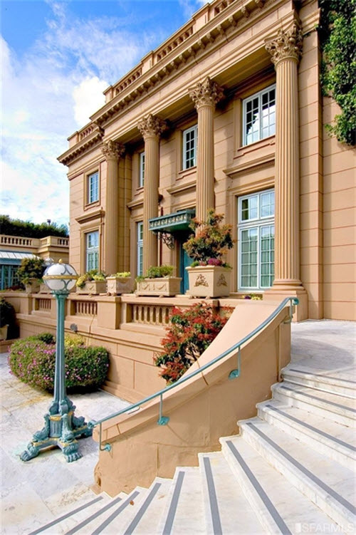 $21 Million Neoclassical Estate in San Francisco California 2