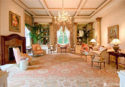 $21 Million Neoclassical Estate in San Francisco California 7