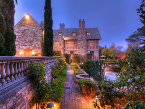 $26 Million Historic Mansion in Hillsborough California 11