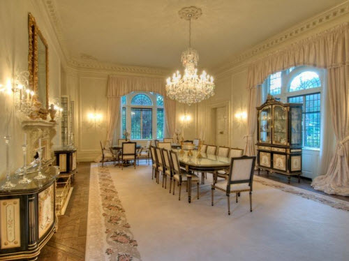 $26 Million Historic Mansion in Hillsborough California 15