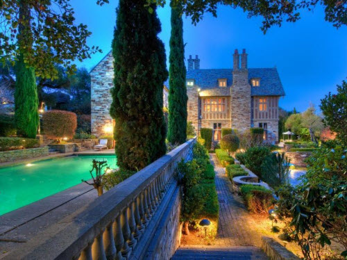 $26 Million Historic Mansion in Hillsborough California 20