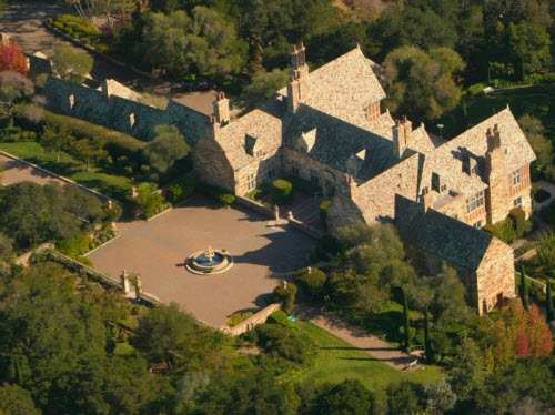 $26 Million Historic Mansion in Hillsborough California
