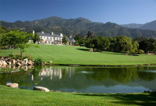 $27 Million Elegant Estate in Montecito California 2