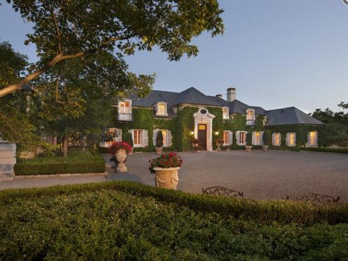 $27 Million Elegant Estate in Montecito California