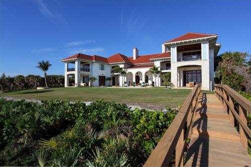 $27.9 Million Seaside Estate in Vero Beach Florida 20