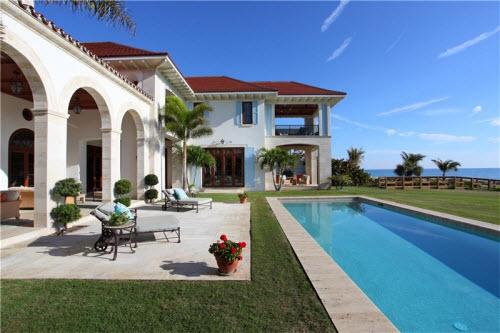 $27.9 Million Seaside Estate in Vero Beach Florida
