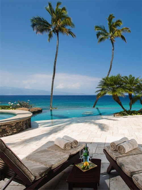 $28 Million Beachfront Estate in Kapalua Hawaii 14