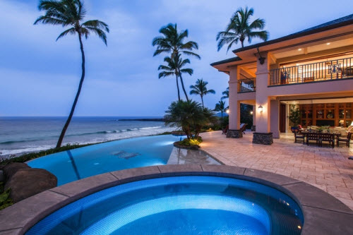 $28 Million Beachfront Estate in Kapalua Hawaii 3
