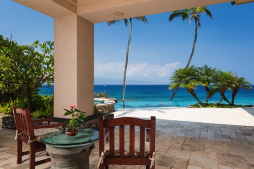 $28 Million Beachfront Estate in Kapalua Hawaii 6