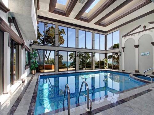$3.9 Million Lake Front Estate in Highland Park Illinois 9