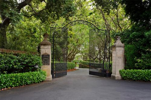 $38.5 Million Chiltern Estate in Hillsborough California 11