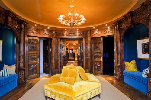 $38.5 Million Chiltern Estate in Hillsborough California 14