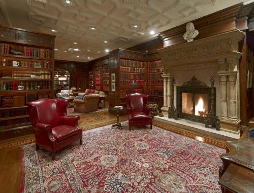 $38.5 Million Chiltern Estate in Hillsborough California 6