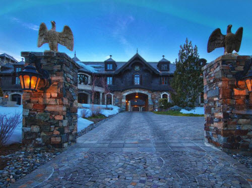 $75 Million Exquisite Mansion in Zephyr Cove Nevada 2
