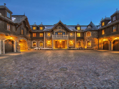 $75 Million Exquisite Mansion in Zephyr Cove Nevada