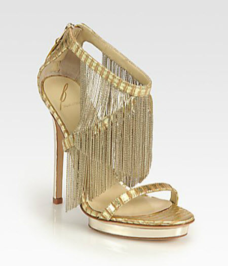 Sandals Atwood Platform Shoe DayB Chain Fringe Of Brian The Cassiane 6yYfbIg7v